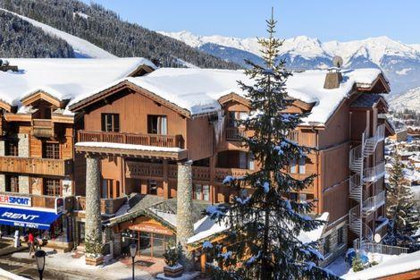 France Alpes-Courchevel, Hôtel Blanche Neige 3*