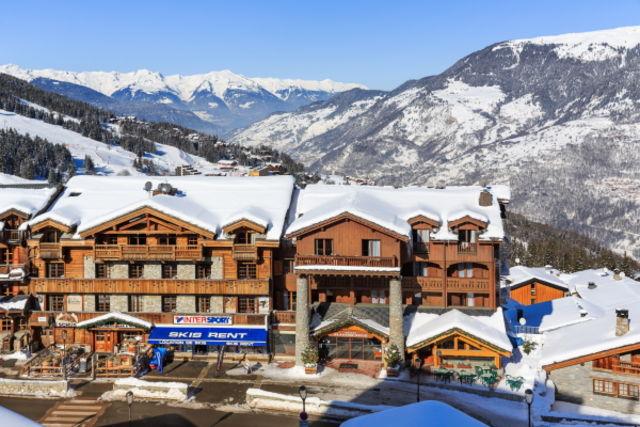 France Alpes : Hôtel Blanche Neige