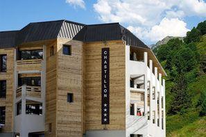 France Alpes-Isola 2000, Résidence hôtelière New Chastillon