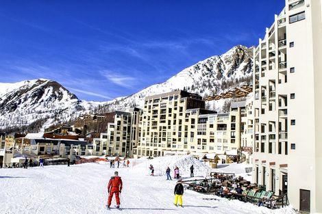 France Alpes-Isola 2000, Hôtel Soleil Vacances Le Pas du Loup 3*