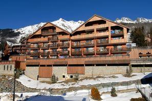 France Alpes-L'Alpe d'Huez, Résidence avec services Le Dôme des Rousses