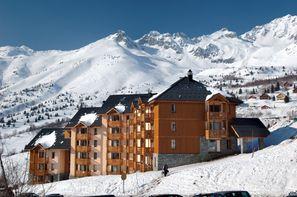 France Alpes-La chambre, Résidence avec services Belle Vue