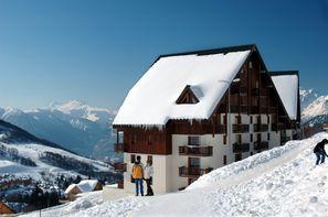 France Alpes-La chambre, Résidence avec services Les Balcons du Soleil