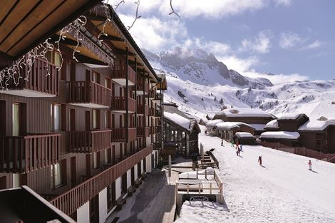 France Alpes-La Plagne, Hôtel Vacances bleues Belle Plagne 3*