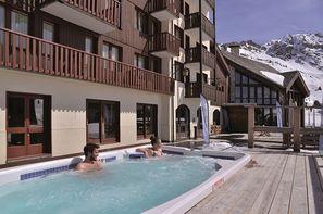 Séjour Alpes - La Plagne - Hôtel Vacances bleues Belle Plagne