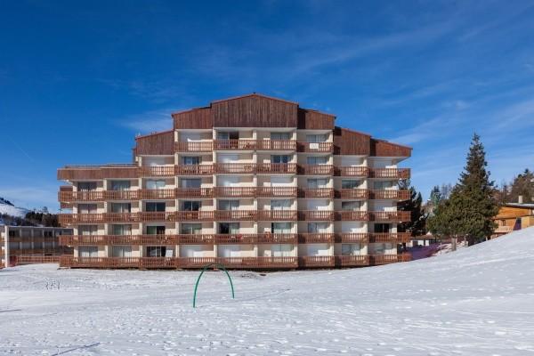 facade résidence - Champamé Résidences/Appartements de particuliers Champamé Les 2 Alpes France Alpes