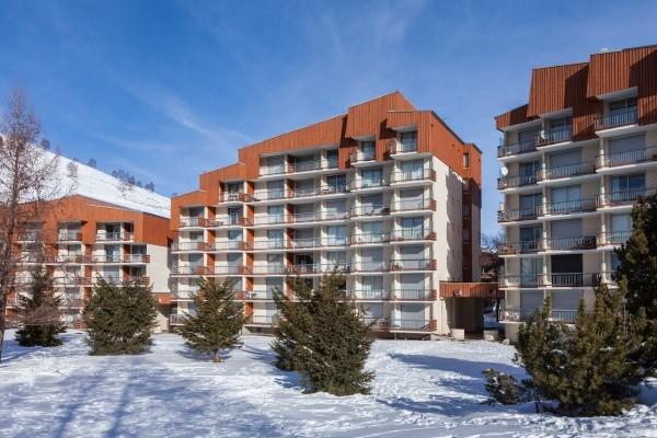 facade - Cote Brune 4 Résidences/Appartements de particuliers Cote Brune 4 Les 2 Alpes France Alpes