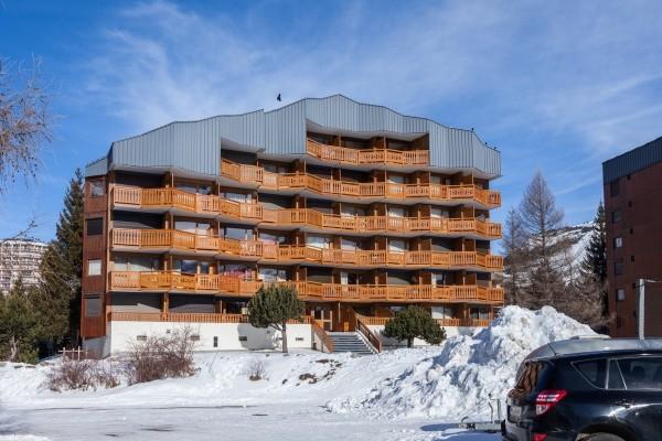 facade - Plein Sud C Résidences/Appartements de particuliers Plein Sud C Les 2 Alpes France Alpes