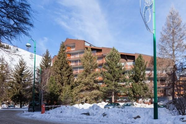 facade - Tyrol Résidences/Appartements de particuliers Tyrol Les 2 Alpes France Alpes