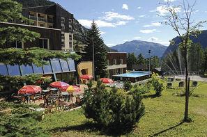 France Alpes-Montgenevre, Club Village Club du Soleil Montgenèvre 3*