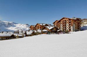 France Alpes-Saint Martin De Belleville, Résidence avec services Pierre & Vacances Premium Les Alpages de Reberty