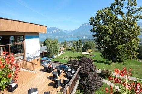 France Alpes : Village Vacances Les Balcons du Lac d'Annecy