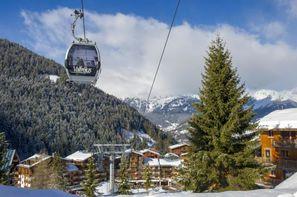 Séjour Alpes - Club Club du Soleil Valfréjus
