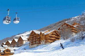 France Alpes-Valloire, Résidence avec services Le Hameau et les Chalets de la Vallée d'Or