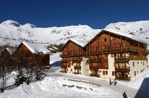 France Alpes-Valloire, Résidence avec services Les Chalets de la Porte des Saisons
