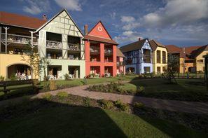 France Alsace / Lorraine-Eguisheim, Résidence locative Pierre & Vacances Le Clos d'Eguisheim