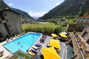France Andorre-Arinsal, Hôtel Diana Parc 5*