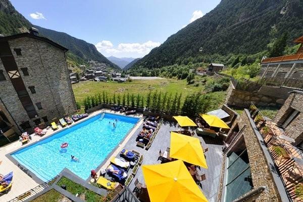 Séjour Andorre - Hôtel Diana Parc