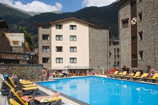 Séjour Andorre - Hôtel Princesa Parc
