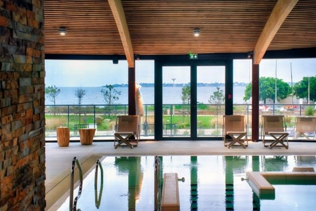 France Bretagne : Hôtel Thalasso Concarneau Spa Marin Resort