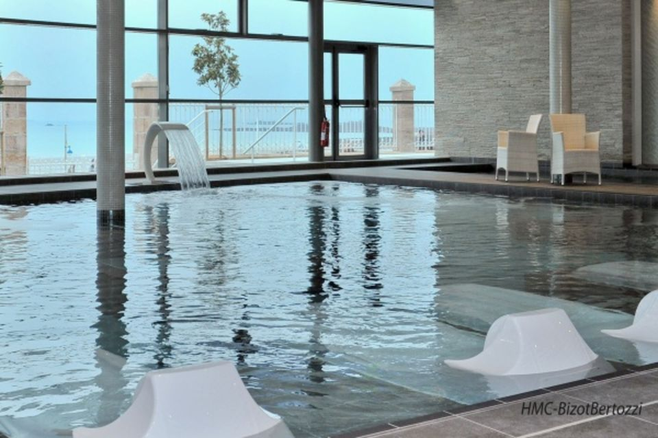 Hôtel Spa Marin du Val André Thalasso Resort Rennes Bretagne