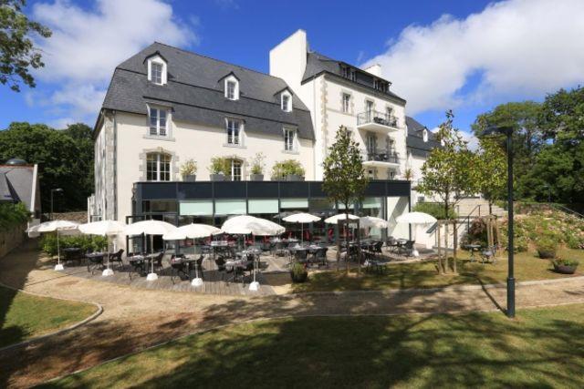 France Bretagne : Résidence hôtelière Domaine de Pont-Aven Art Gallery Resort
