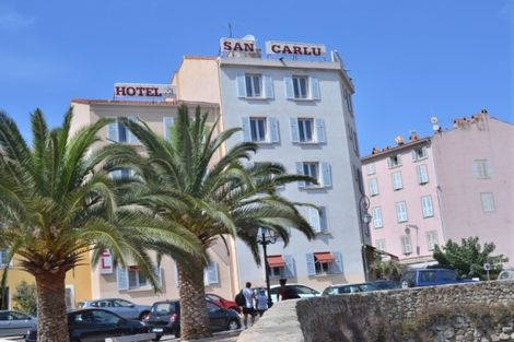 France Corse-Ajaccio, Hôtel San Carlu Citadelle (sans transport) 3*
