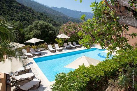France Corse-Ajaccio, Résidence locative Cabanaccia 3*