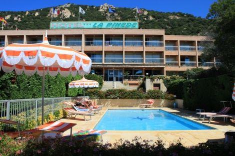 France Corse-Ajaccio, Hôtel La Pinède 3*