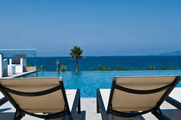 Hotel radisson blu resort and spa ajaccio bay porticcio for Reservation hotel sud de la france