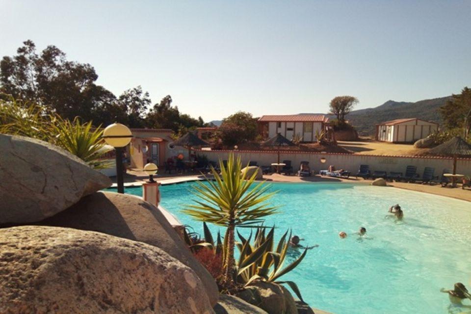 Camping Tikiti (sans transport) Corse-du-Sud Corse
