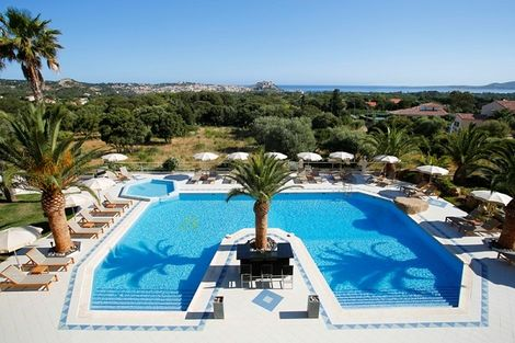 France Corse-Calvi, Hôtel Corsica 5*