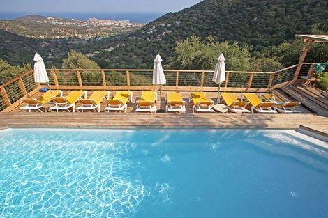 France Corse-Calvi, Résidence hôtelière Domaine Bagia Donne (sans transport) 4*