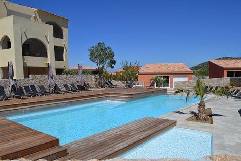 France Corse-Calvi, Résidence hôtelière Les Alizes (sans transport) 3*