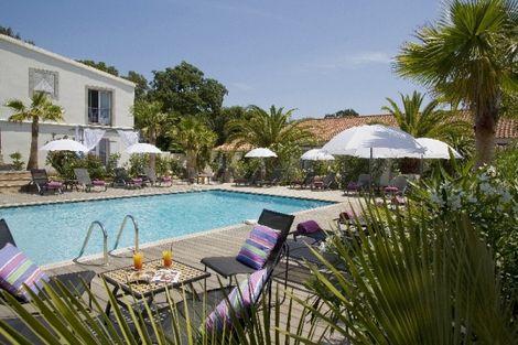 France Corse-Figari, Hôtel Golfe Hôtel 3*
