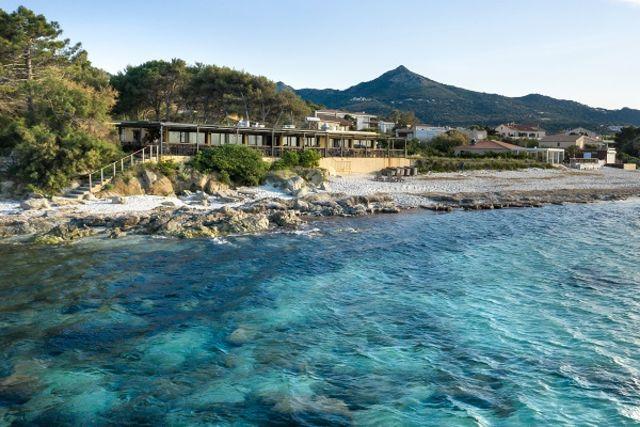 France Corse : Hôtel Joseph Charles