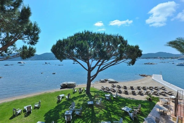 Hotel le go land porto vecchio france corse promovacances for Chambre de commerce de france bon pour 2 francs