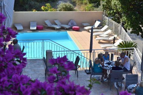 France Corse-Porto, Hôtel Capo d'Orto 3*