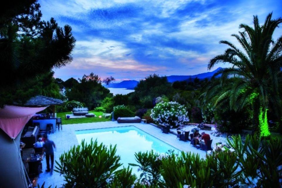 Hôtel Bartaccia Corse-du-Sud Corse