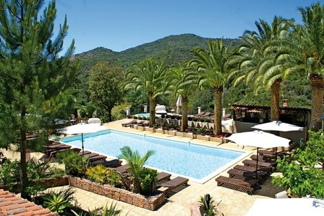 France Corse-Serriera, Hôtel Domaine de l'Oriu 3*