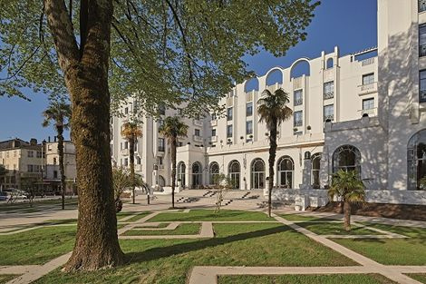 France Cote Atlantique-Dax, Hôtel Le Splendid 4*