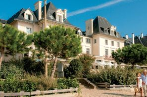 France Cote Atlantique-La Baule, Hôtel Villa Caroline 3*