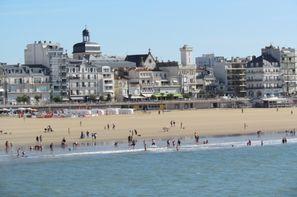 France Cote Atlantique-Olonnes sur Mer, Résidence locative Les Grands Rochers
