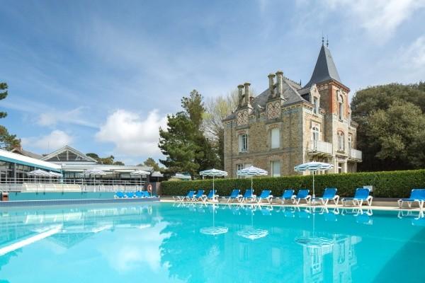 HOTEL 3* DOMAINE KER JULIETTE - Domaine Ker Juliette Hôtel Domaine Ker Juliette3* Pornichet France Cote Atlantique