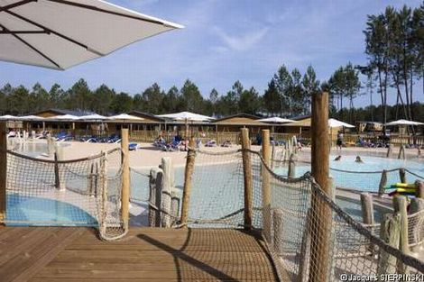 France Cote Atlantique-Soustons, Camping Sandaya Soustons Village 5*