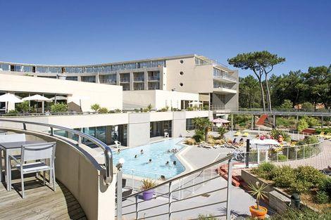 France Cote Atlantique-Talmont-Saint-Hilaire, Club Les Jardins de L'Atlantique 3*