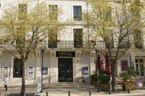 France Languedoc-Roussillon-Nimes, Résidence locative Appart'Hôtel Le Cheval Blanc