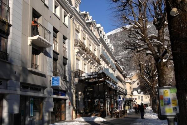 facade - Illixon Résidence avec services Illixon Bagnères de Luchon France Midi-Pyrénées