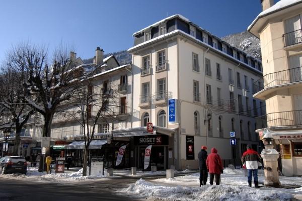 facade - Val de Jade Résidence avec services Val de Jade Bagnères de Luchon France Midi-Pyrénées