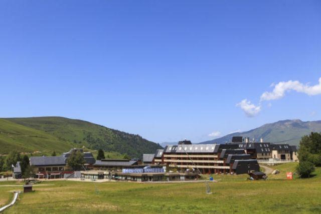 France Midi-Pyrénées : Village Vacances Club du Soleil de Val Louron